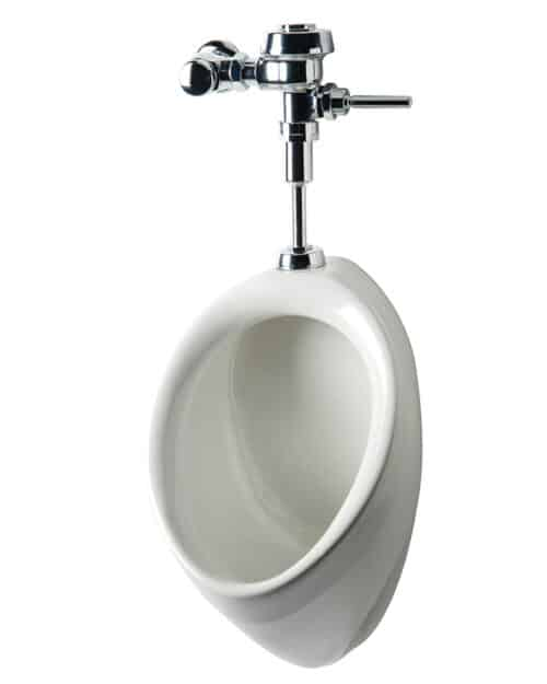 Urinario Curve Heu Spud Bronce